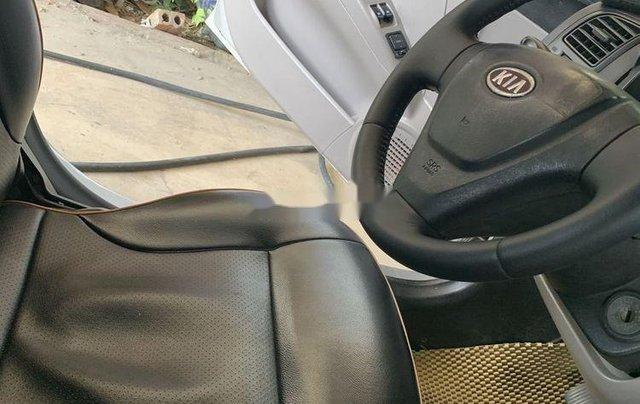 Cần bán xe Kia Morning đời 2008, màu bạc, xe nhập số sàn, giá tốt7