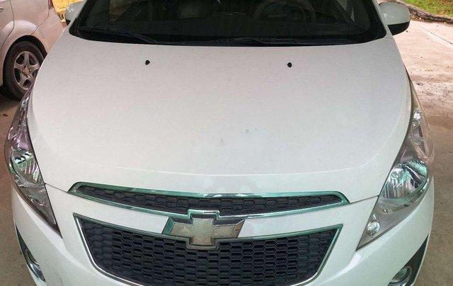 Bán Chevrolet Spark năm sản xuất 2013, màu trắng, xe nhập xe gia đình3