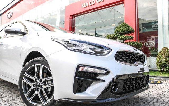 Kia Cerato 1.6 AT Luxury, ưu đãi giá hơn 16 triệu + tặng phụ kiện, đưa trước 200tr lấy xe3