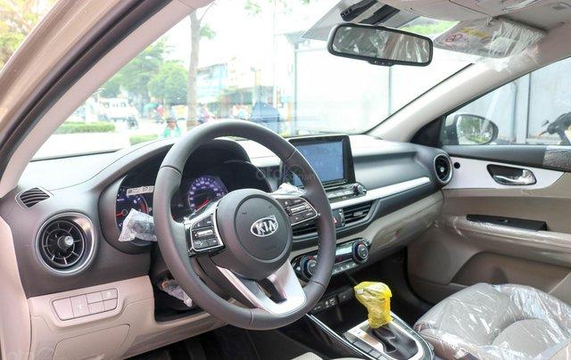 Kia Cerato 1.6 AT Luxury, ưu đãi giá hơn 16 triệu + tặng phụ kiện, đưa trước 200tr lấy xe6