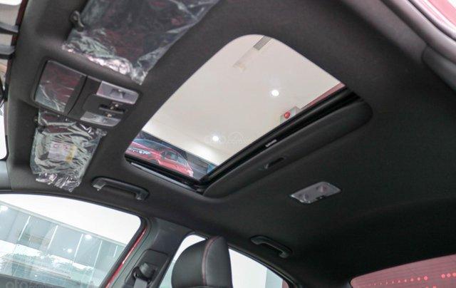 Kia Cerato 1.6 AT Luxury, ưu đãi giá hơn 16 triệu + tặng phụ kiện, đưa trước 200tr lấy xe9