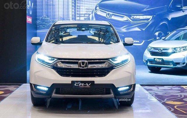 Bán Honda CR-V 2019 đủ màu giao ngay, hỗ trợ ngân hàng 85% giá trị xe0