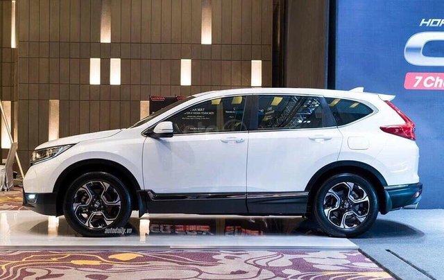 Bán Honda CR-V 2019 đủ màu giao ngay, hỗ trợ ngân hàng 85% giá trị xe1