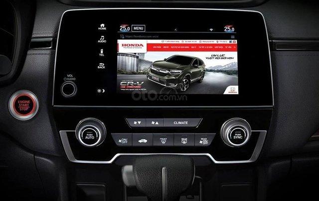 Bán Honda CR-V 2019 đủ màu giao ngay, hỗ trợ ngân hàng 85% giá trị xe4