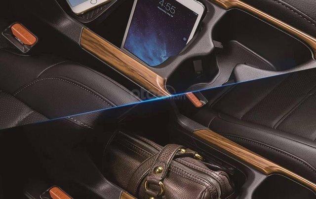 Bán Honda CR-V 2019 đủ màu giao ngay, hỗ trợ ngân hàng 85% giá trị xe5