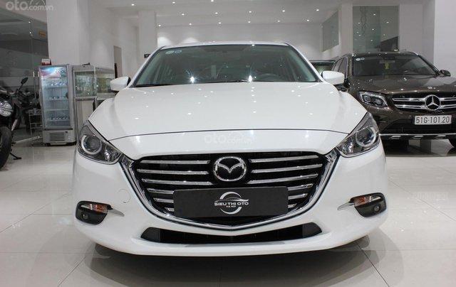 Chính chủ cần bán xe Mazda 3 đời 2017, màu trắng, giá chỉ 590 triệu11