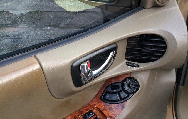 Bán Hyundai Santa Fe sản xuất năm 2003, màu nâu, nhập khẩu nguyên chiếc, giá 250tr3