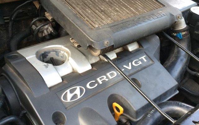 Bán Hyundai Santa Fe sản xuất năm 2003, màu nâu, nhập khẩu nguyên chiếc, giá 250tr11