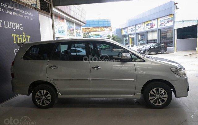 Cần bán xe Toyota Innova đời 2016, màu bạc, giá chỉ 568 triệu1