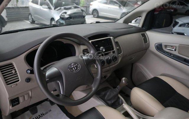 Cần bán xe Toyota Innova đời 2016, màu bạc, giá chỉ 568 triệu7