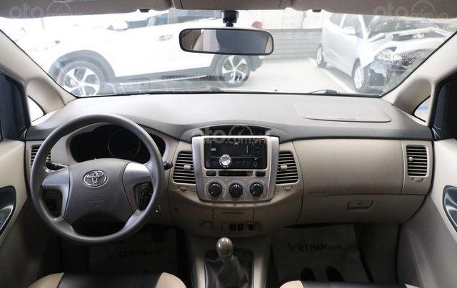 Cần bán xe Toyota Innova đời 2016, màu bạc, giá chỉ 568 triệu8