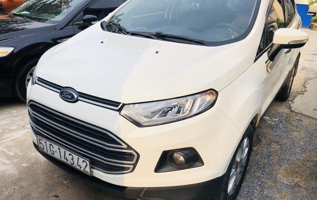 Cần bán xe Ford EcoSport đời 2018, màu trắng, giá cạnh tranh0
