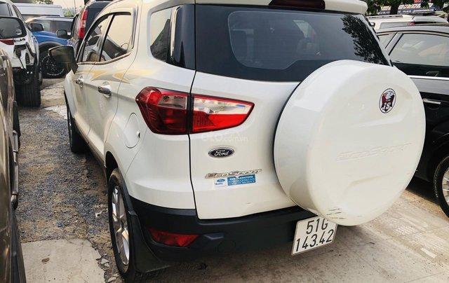 Cần bán xe Ford EcoSport đời 2018, màu trắng, giá cạnh tranh7