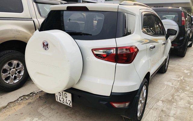 Cần bán xe Ford EcoSport đời 2018, màu trắng, giá cạnh tranh6