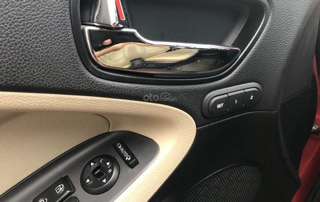 Bán xe Kia Cerato năm sản xuất 2016, màu đỏ, giá chỉ 579 triệu6