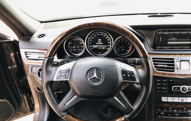 Cần bán xe Mercedes E400 đời 2014, màu nâu, bản cao cấp nhất, sang trọng nhất dòng E Class15