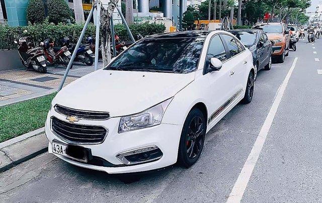 Cần bán xe Chevrolet Cruze sản xuất năm 2015, màu trắng, xe nhập chính hãng1