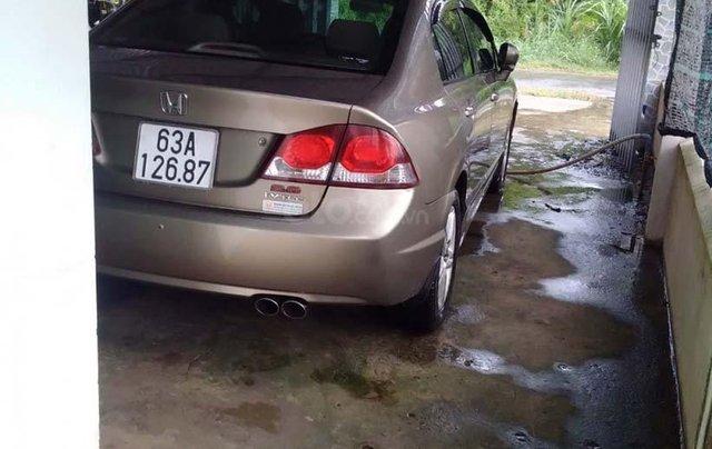 Bán xe Honda Civic đời 2010, giá tốt xe còn mới nguyên1