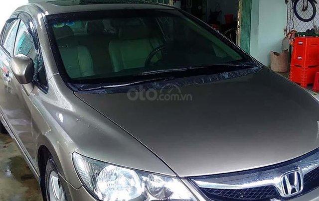 Bán xe Honda Civic đời 2010, giá tốt xe còn mới nguyên0