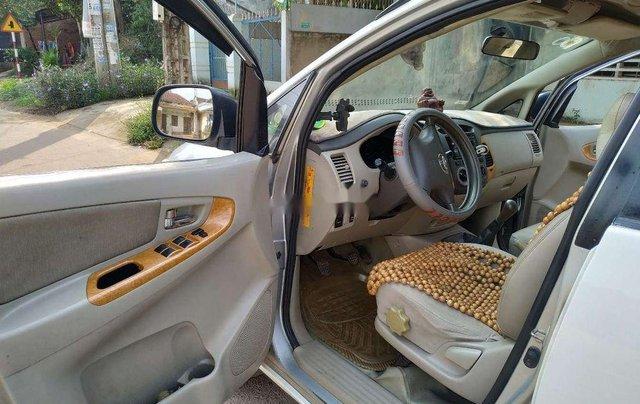 Cần bán gấp Toyota Innova sản xuất 2008, màu trắng xe gia đình, giá chỉ 300 triệu2
