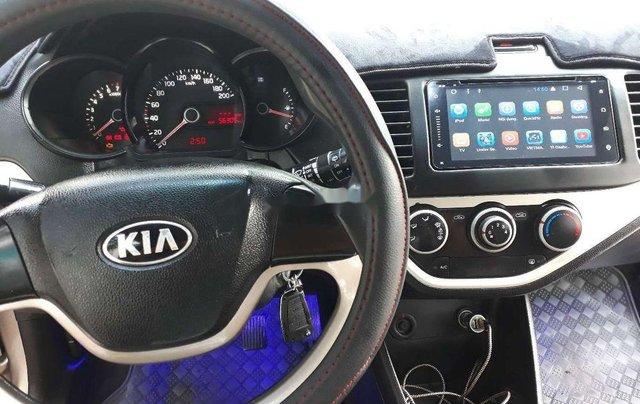 Bán xe Kia Morning năm 2014 xe nguyên bản9
