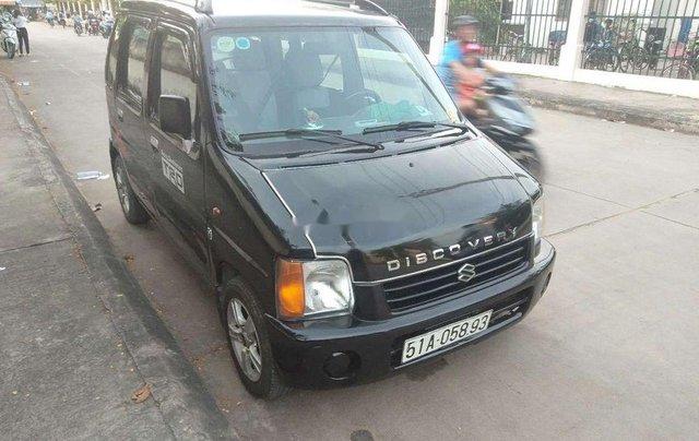 Cần bán Suzuki Wagon R+ năm sản xuất 2001, nhập khẩu 0
