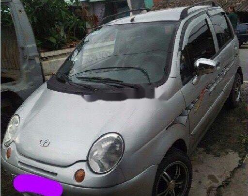 Cần bán Daewoo Matiz năm sản xuất 2007, màu bạc, nhập khẩu