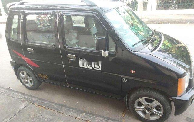 Cần bán Suzuki Wagon R+ năm sản xuất 2001, nhập khẩu 2