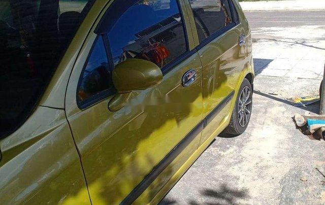 Cần bán xe Chevrolet Spark sản xuất 2009, màu vàng xe gia đình3