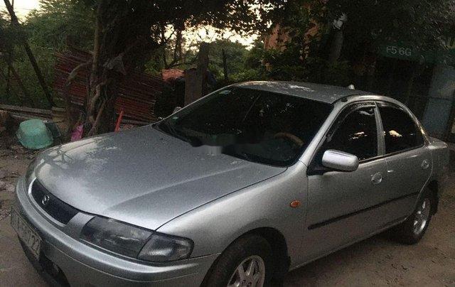 Bán Mazda 323 đời 1999, màu bạc, nhập khẩu nguyên chiếc chính hãng0