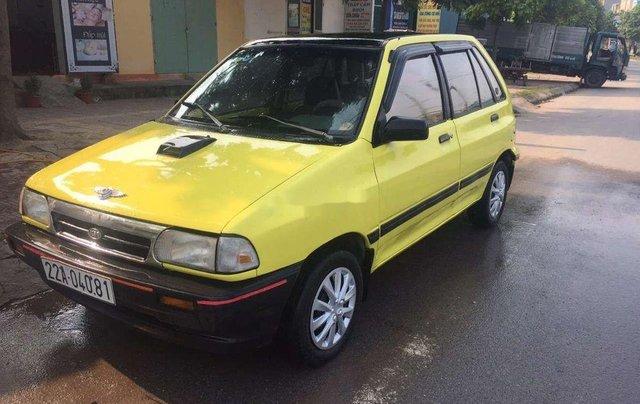 Bán xe Kia CD5 2008, màu vàng, xe nhập0