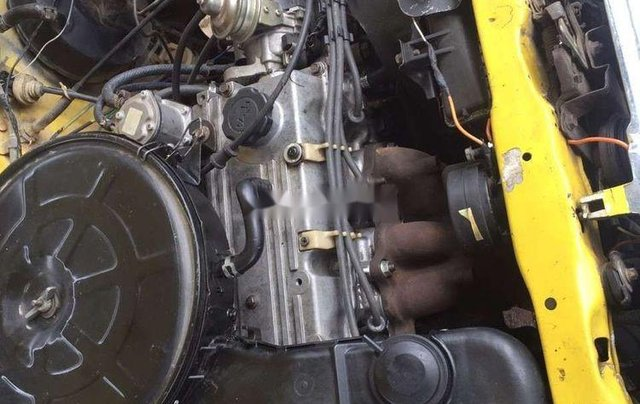 Bán xe Kia CD5 2008, màu vàng, xe nhập4