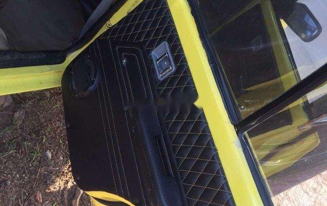 Bán xe Kia CD5 2008, màu vàng, xe nhập3
