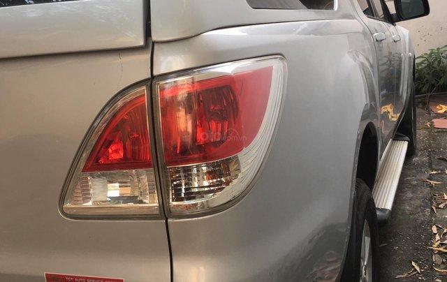 Bán Mazda BT-50 - 2.2 4x4 - Đời 2014 chính chủ, bạc, nhập khẩu nguyên chiếc, 428 triệu2