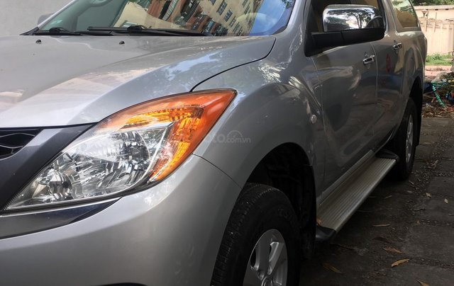 Bán Mazda BT-50 - 2.2 4x4 - Đời 2014 chính chủ, bạc, nhập khẩu nguyên chiếc, 428 triệu4