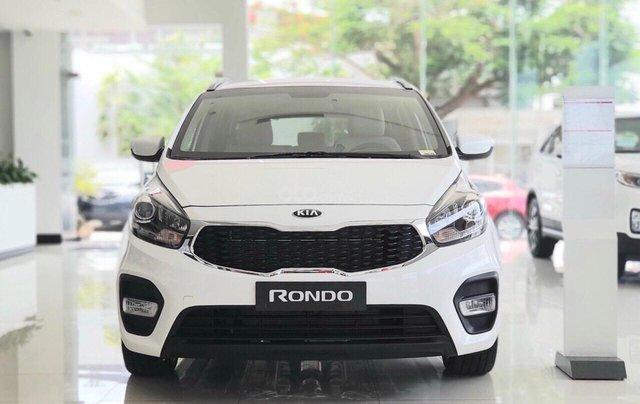 [ Kia Phú Nhuận ] Kia Rondo GAT Deluxe bản nâng cấp mới full option ưu đãi quà tặng 20tr, chỉ 137 triệu nhận xe ngay0