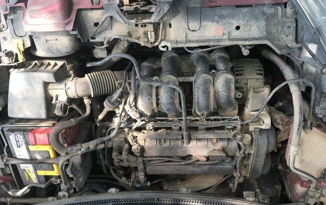 Thanh lý nhanh chiếc Ford Fiesta năm 2011, màu đỏ, giá tốt7