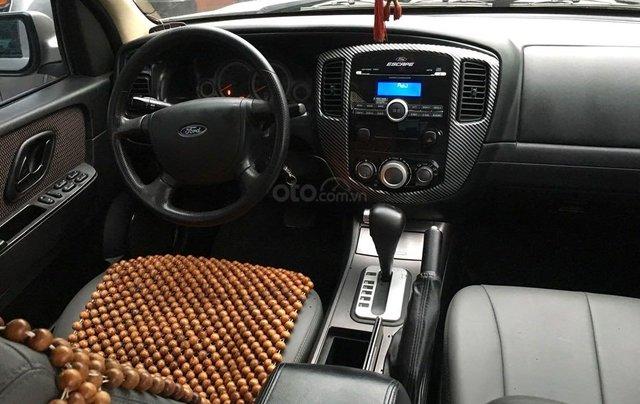 Bán ô tô Ford Escape XLS 2.3L đời 2010 màu ghi vàng giá thương lượng, hotline 09012678552