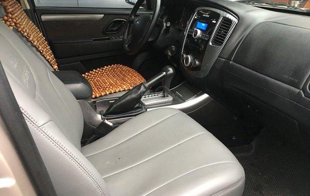 Bán ô tô Ford Escape XLS 2.3L đời 2010 màu ghi vàng giá thương lượng, hotline 09012678551