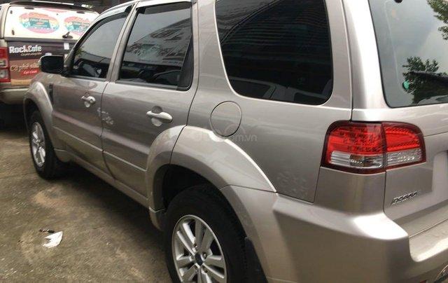 Bán ô tô Ford Escape XLS 2.3L đời 2010 màu ghi vàng giá thương lượng, hotline 09012678555