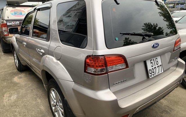 Bán ô tô Ford Escape XLS 2.3L đời 2010 màu ghi vàng giá thương lượng, hotline 09012678558