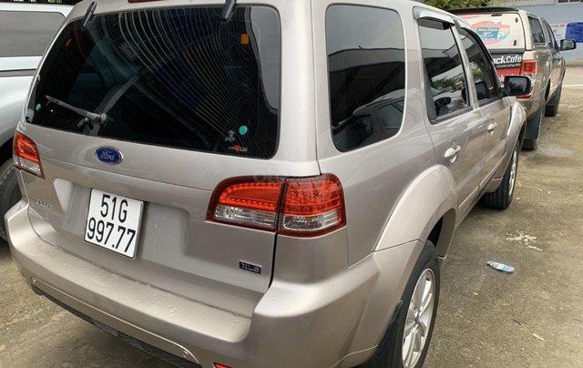 Bán ô tô Ford Escape XLS 2.3L đời 2010 màu ghi vàng giá thương lượng, hotline 09012678559