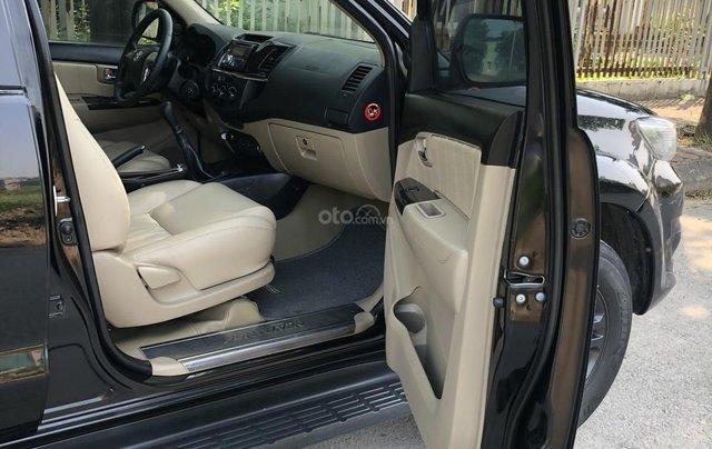Bán nhanh chiếc Toyota Fortuner 2.5G, đời 2015, giá rẻ3