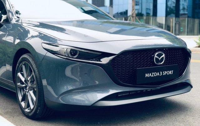Bán Mazda 3 new 2020 - màu xanh mới độc lạ1