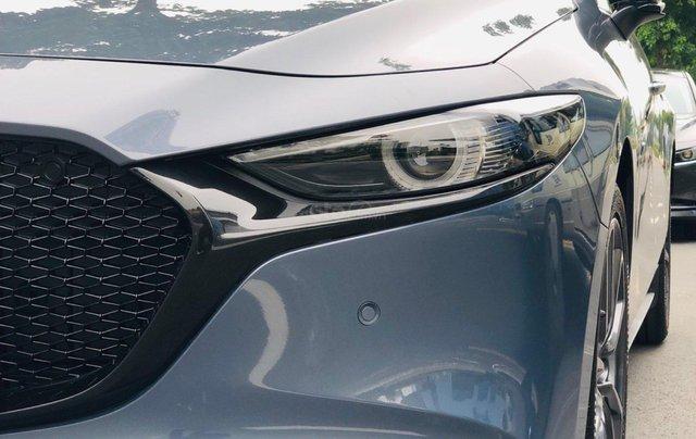 Bán Mazda 3 new 2020 - màu xanh mới độc lạ2
