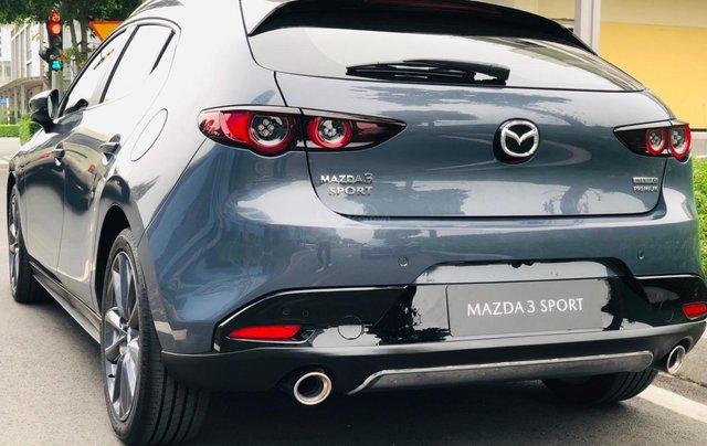 Bán Mazda 3 new 2020 - màu xanh mới độc lạ3