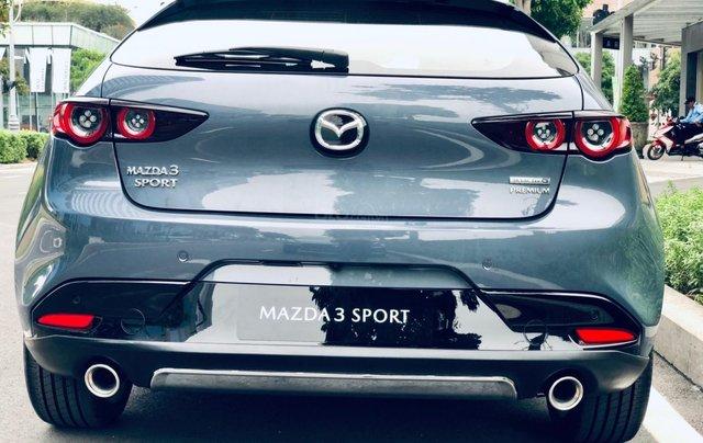 Bán Mazda 3 new 2020 - màu xanh mới độc lạ4