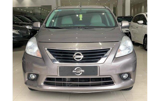 Bán Nissan Sunny XV 1.5 AT 2014, màu nâu đồng, hotline: 0985.190491 Ngọc0