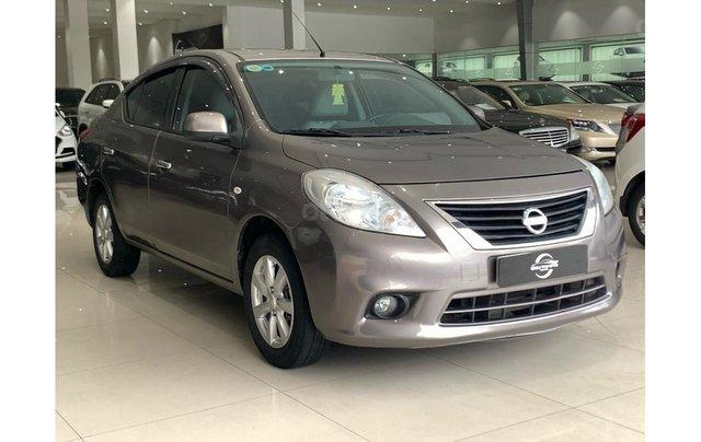 Bán Nissan Sunny XV 1.5 AT 2014, màu nâu đồng, hotline: 0985.190491 Ngọc1