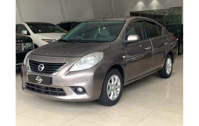 Bán Nissan Sunny XV 1.5 AT 2014, màu nâu đồng, hotline: 0985.190491 Ngọc2
